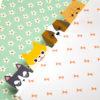 マグネットブックマーカー「しおり犬」 part.5