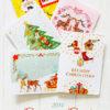 2014年のクリスマスカード