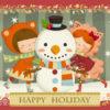 色んなクリスマスカード